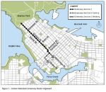 Comox-Helmcken-Greenway-route alignment, Dec 2-12