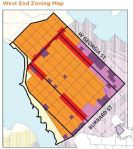 West End zoning map small Jan2013
