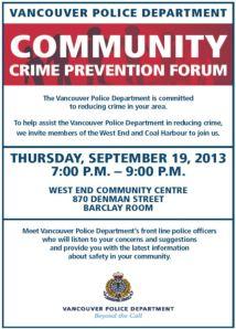 VPD Public Forum 19-Sep-2013