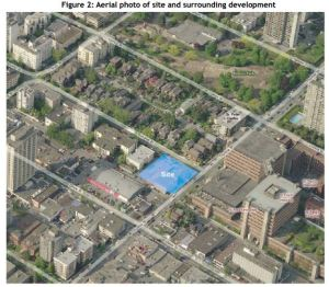 1155 Thurlow, aerial photo site surrounding CoV-PH, 15-Jul-2014