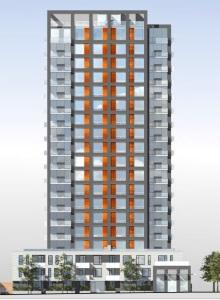 1301-Davie_2 side vew proposed 19 storeys