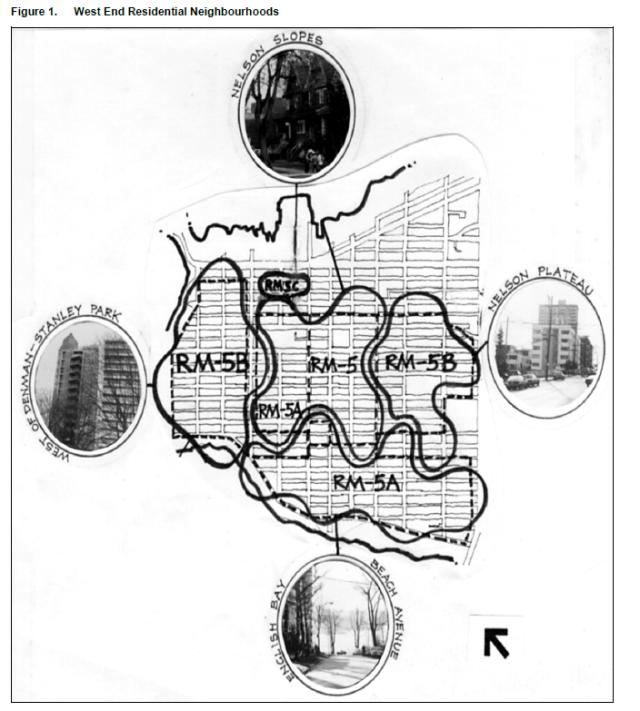 West End Residential Neighbourhoods, Fig 1