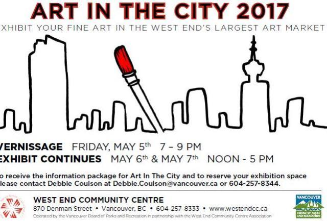 Art In The City 2017, West End