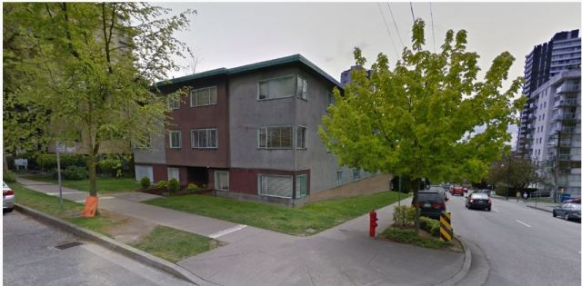 1078 Harwood Google Street View 2015