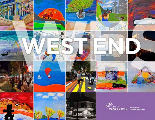 West End Community Plan cover page 2013