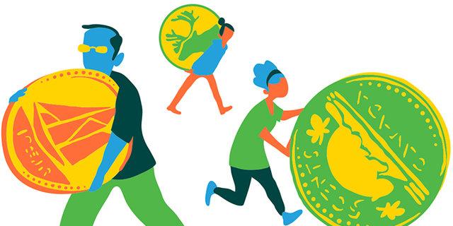 West End Participatory Budgeting logo 2019