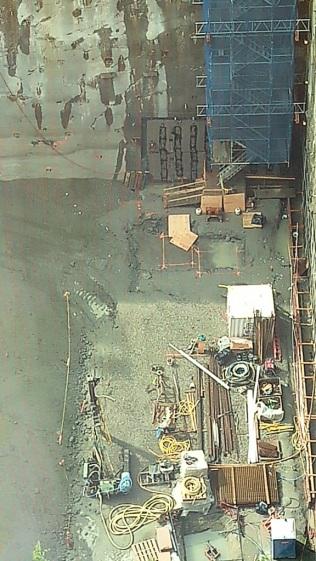 Georgia Alberni development construction scenes (1)