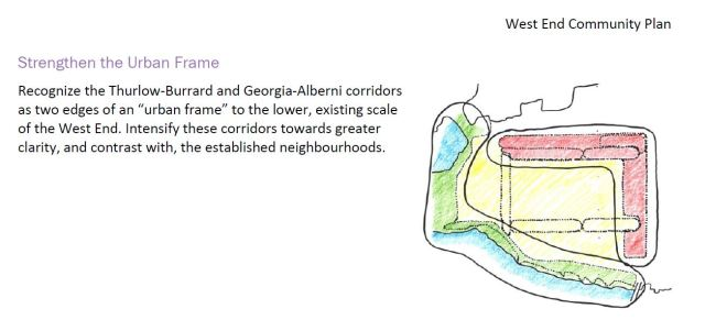WECP page 20 on Thurlow-Burrard Georgia-Alberni corridors